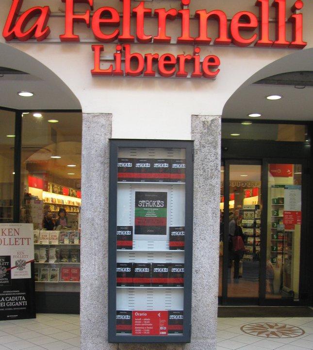 Ti piacerebbe vedere il tuo libro in vetrina alla for Sito della feltrinelli