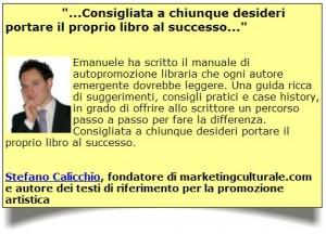 """Calicchio - Testimonianza sui """"109 Segreti..."""" di Properzi"""