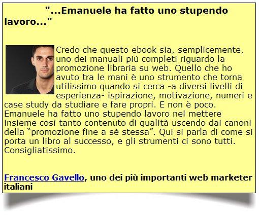 """Gavello - Testimonianza sui """"109 Segreti..."""" di Properzi"""