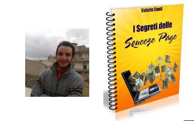 Valerio Conti Segreti Squeeze Page