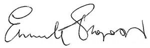 firma di Emanuele Properzi