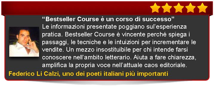 recensione di Bestseller Course Premium Edition di Emanuele Properzi LiCalzi