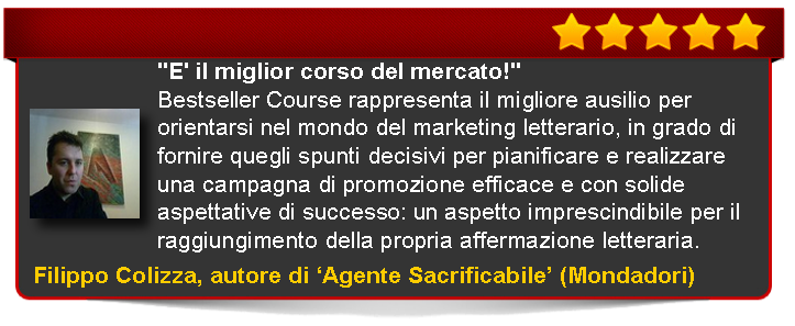 Bestseller Course Premium Edition di Emanuele Properzi recensione di Colizza