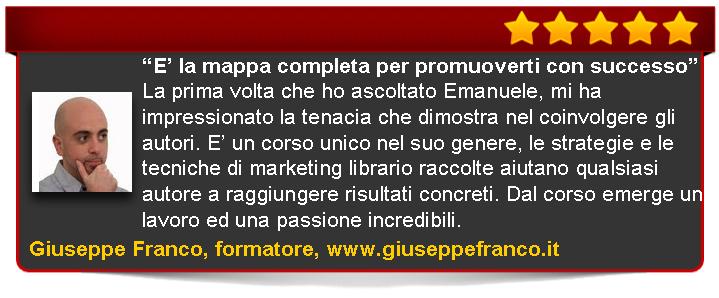 Bestseller Course Premium Edition di Emanuele Properzi recensione di Giuseppe Franco