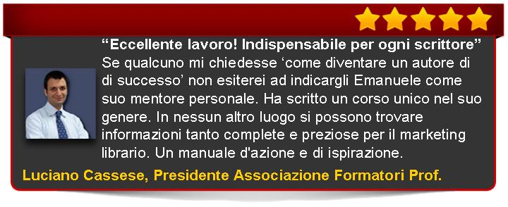 recensione di Bestseller Course Premium Edition di Emanuele Properzi Cassese