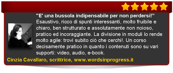 Bestseller Course Premium Edition di Emanuele Properzi recensione di Cavallaro