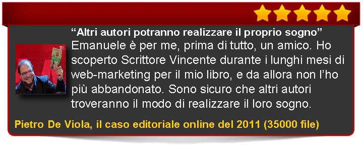recensione di Bestseller Course Premium Edition di Emanuele Properzi a cura di Pietro DeViola