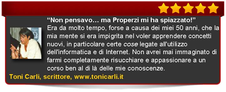 recensione di Bestseller Course Premium Edition di Emanuele Properzi di Toni Carli