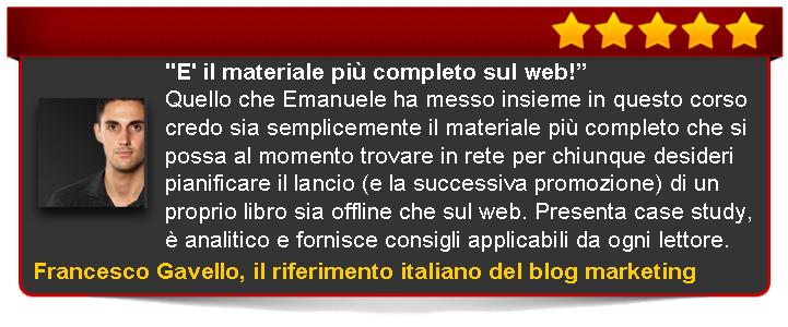 recensione di Bestseller Course Premium Edition di Emanuele Properzi