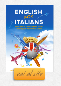 English for italians di Carmelo Mangano