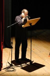 Luca Violini legge Anna Maria Ragaini