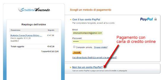 Paypal-pagamento-ebook-carta-credito-online