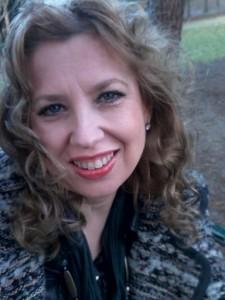 La scrittrice Luisa Mazzocchi