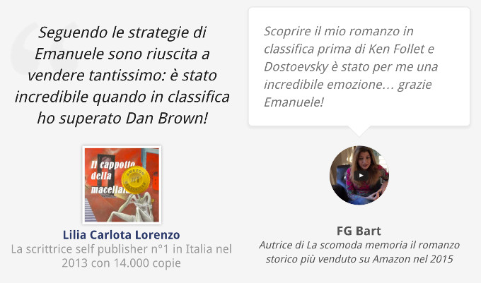 Lorenzo Bart recensione self publishing vincente