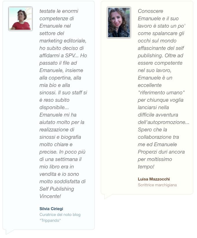 ceriegi mazzocchi recensione self publishing vincente