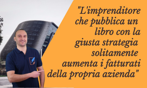 mprenditore corso Self Publishing Vincente