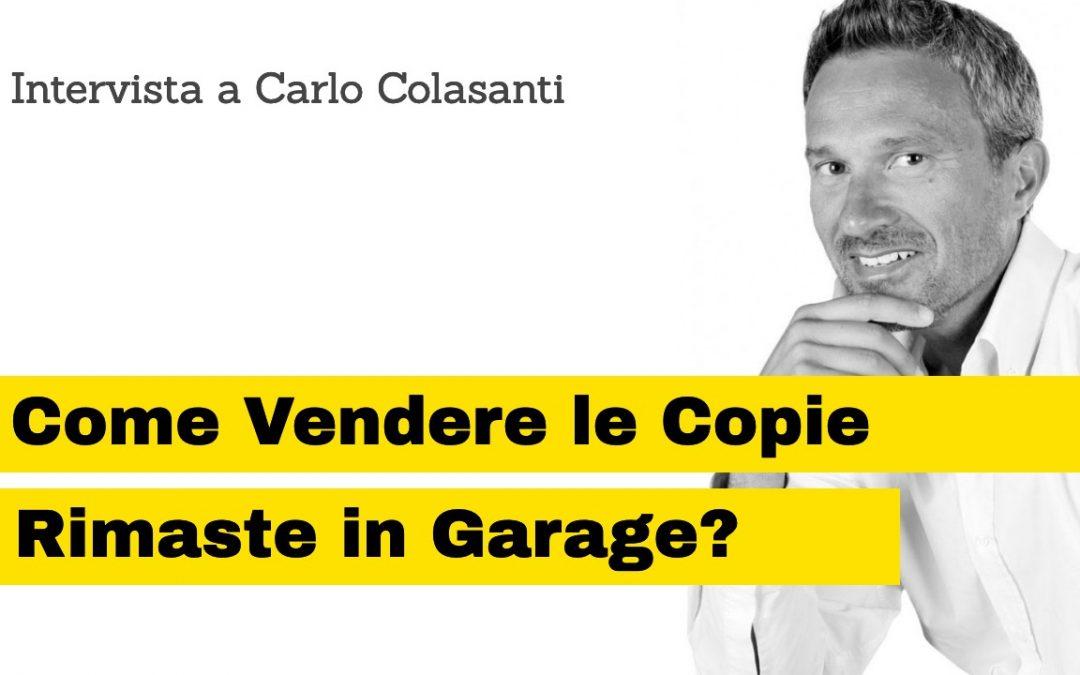 Carlo Colasanti autore di 3 libri di successo crea un sito web per vendere più libri