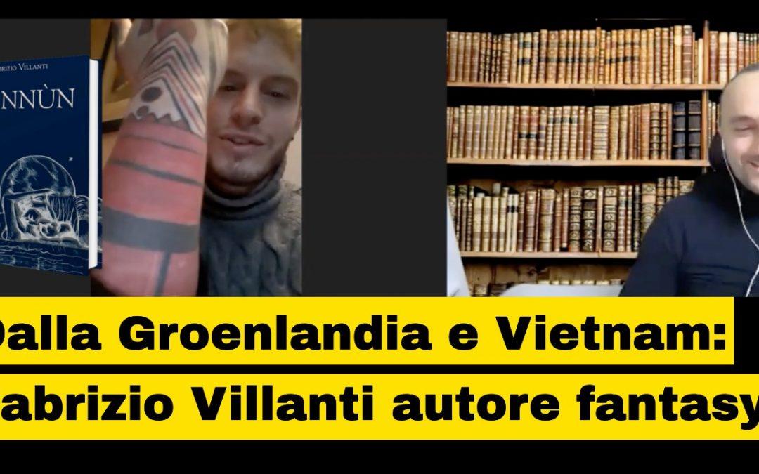 Intervista a Fabrizio Villanti autore di Nannùn