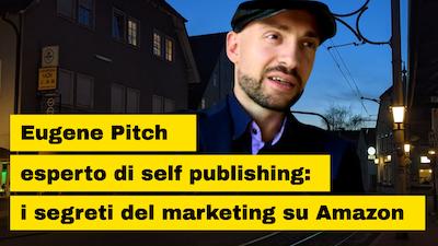 Eugene Pitch svela la schermata delle vendite dei suoi libri e tanto altro…