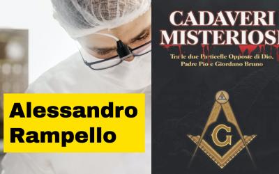 Alessandro Rampello autore del libro Cadaveri Misteriosi