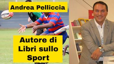 """""""Andrea Pelliccia scrittore seriale di libri sportivi"""""""